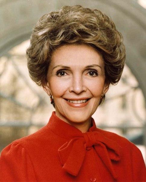 Скончалась бывшая первая леди США Нэнси Рейган - Цензор.НЕТ 2445