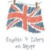 English 4 Idlers   Английский язык по скайпу