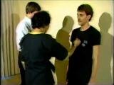 GGM Leung Ting - one inch punch (Wing Tsun, Wing Chun Schlagtechnik)