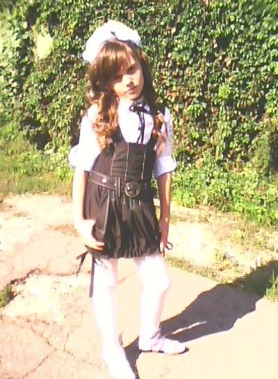 Алинка Вахитова, 5 сентября , Днепропетровск, id179707005