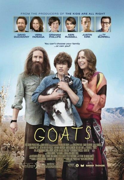 Ver Goats (2012) Online