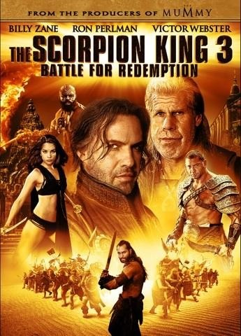 Ver The Scorpion King 3: Battle for Redemption (2011) Online