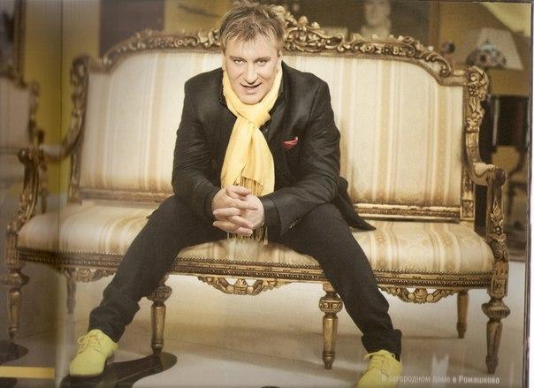 Юбилейный концерт Сергея Пенкина в Кремле - RuTube