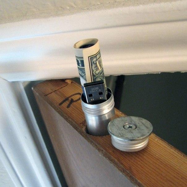 Как сделать сейф дверь