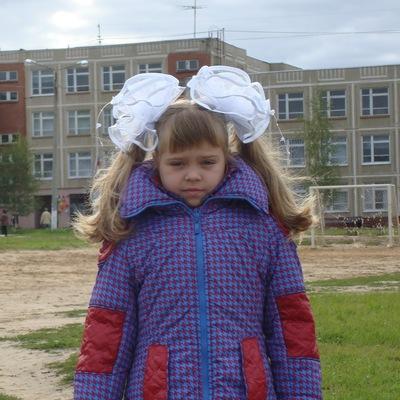 Зорина Дарья, 14 декабря , Кострома, id208467709