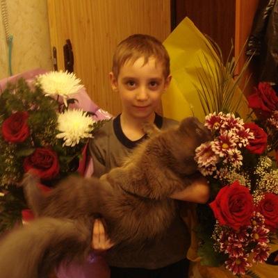 Саша Кодин, 17 июня 1998, Ноябрьск, id188204886