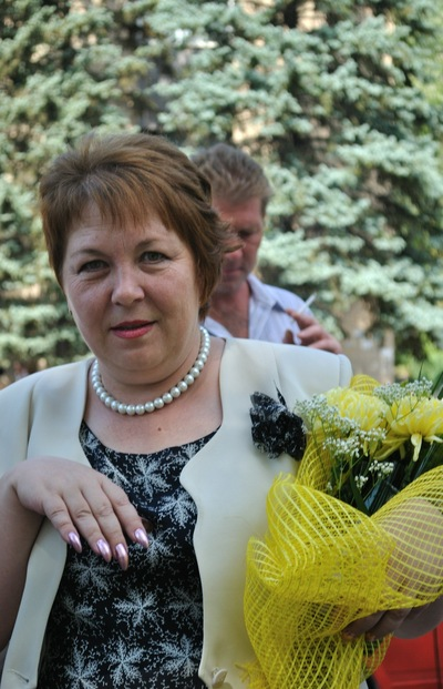 Наталья Печникова, 20 августа 1965, Донецк, id195661130