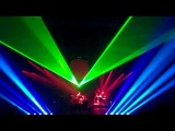 WideSpread Panic Tennessee Theater Coherent Laser Entertainment