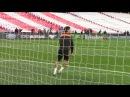 Paradón de Morata a Sergio Ramos Diario Bernabéu