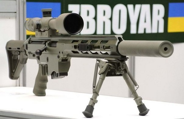 Разработана программа по обеспечению современными снайперскими винтовками подразделений-участников  АТО - Цензор.НЕТ 1378