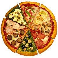 Меняем осень на лето вместе с пиццей!