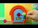 Learn Parts of the House ♥ Pororo Doll House Toy Playset ♥ Fun Learning Video | ESL 뽀로로 하우스