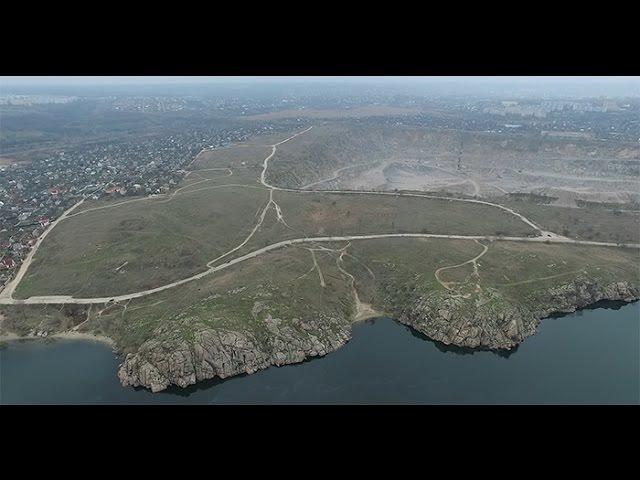 Шукач Крепость Хортица в Урочище Вырва Запорожье Украина
