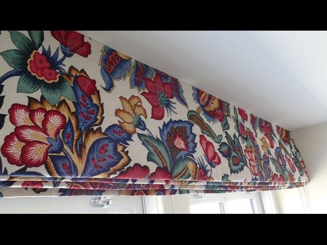 римские шторы пошаговая инструкция » Freewka.com - Смотреть онлайн в хорощем качестве