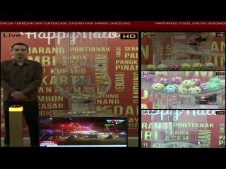 Hasil Live Togel Buntut Undian Kupon HappyNalo Periode 5 Juli 2016
