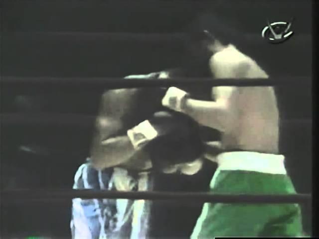 1972 11 17 Roberto Durán vs Esteban De Jesus I
