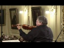 J.S. Bach - Concerto E-dur for violin and strings, BWV 1042 - II