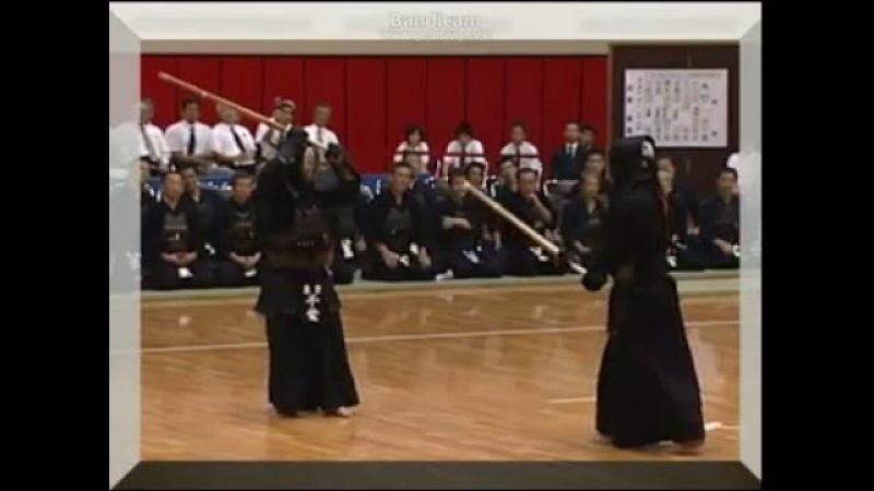 Chiba vs. Sumi hanshi (taisho-sen)