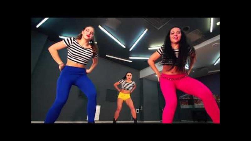 New Reggaeton Choreography by Inga on song Rikiti Dj Unic Feat Varios Artistas
