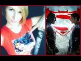 Бэтмен и Супермен VS команда Чудо-Женщины
