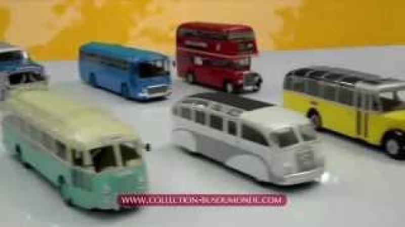 Autobus Autocars du monde