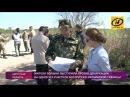 Жители Волыни препятствуют демаркации участка белорусско украинской границы