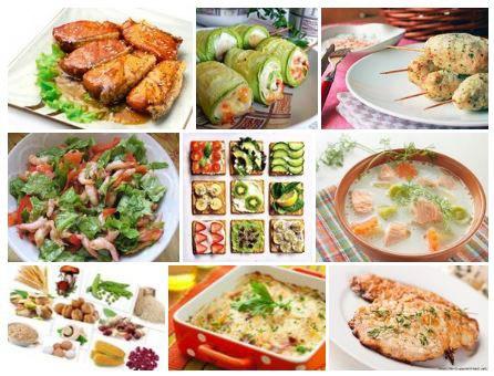 🍍 Огромная база ДИЕТИЧЕСКИХ РЕЦЕПТОВ с указанием пищевой ценности 🍅