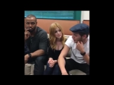 Shadowhunters Cast Live Facebook Chat