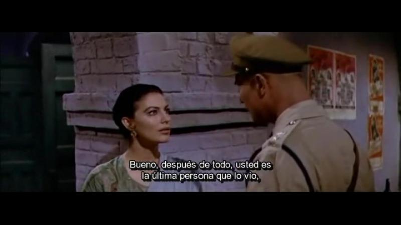 Cruce de destinos (George Cukor) 1956 VOSE