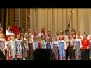Хор подготовительного отделения музыкального колледжа им. Скрябина, Электросталь 2015