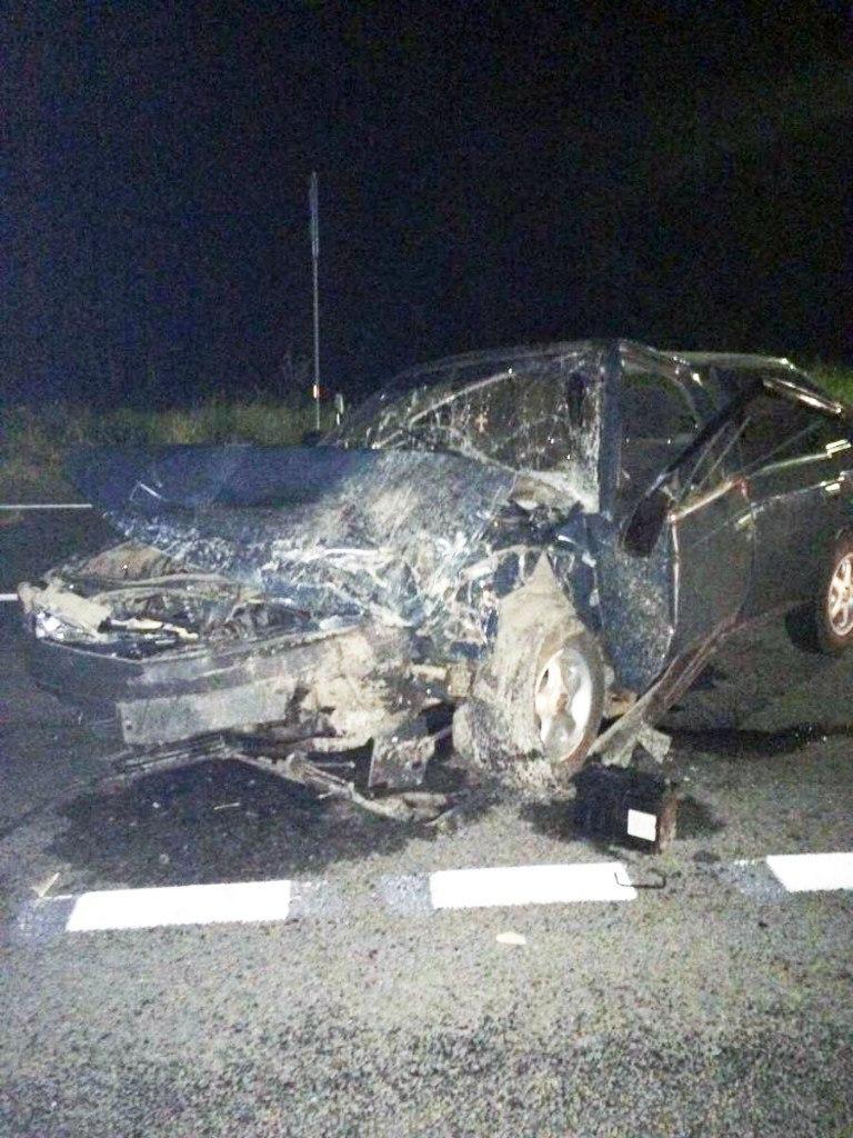 В двойном ДТП на трассе «Ростов-Таганрог» пострадали 4 человека