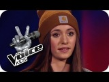 Vanessa - Wild The Voice Kids 2014 Germany Blind Audition
