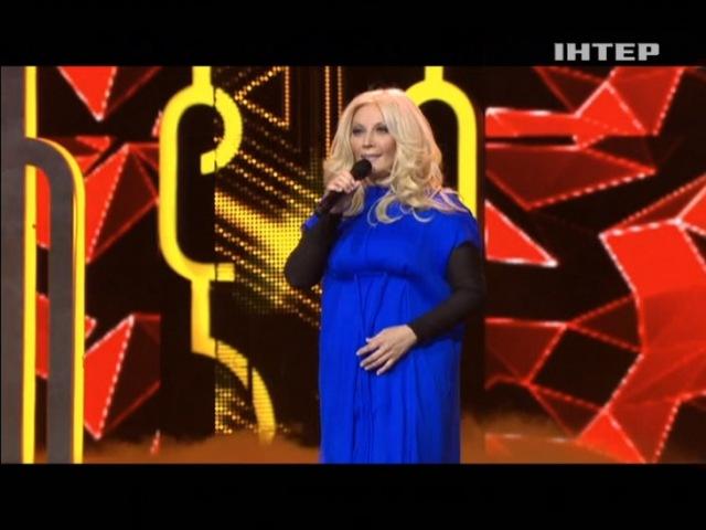 Таисия Повалий - Старинные часы / Концерт «Пусть вам повезет в любви» (2012)
