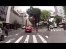 HORNET BRANCA KLE621 ACIDENTE DO TIOZÃO EM FRENTE A LOVE STORE