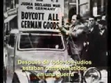 Judea declara la Guerra a Alemania (Documental)