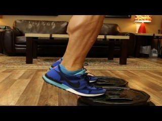 Calf Workout To Build Lean Muscle
