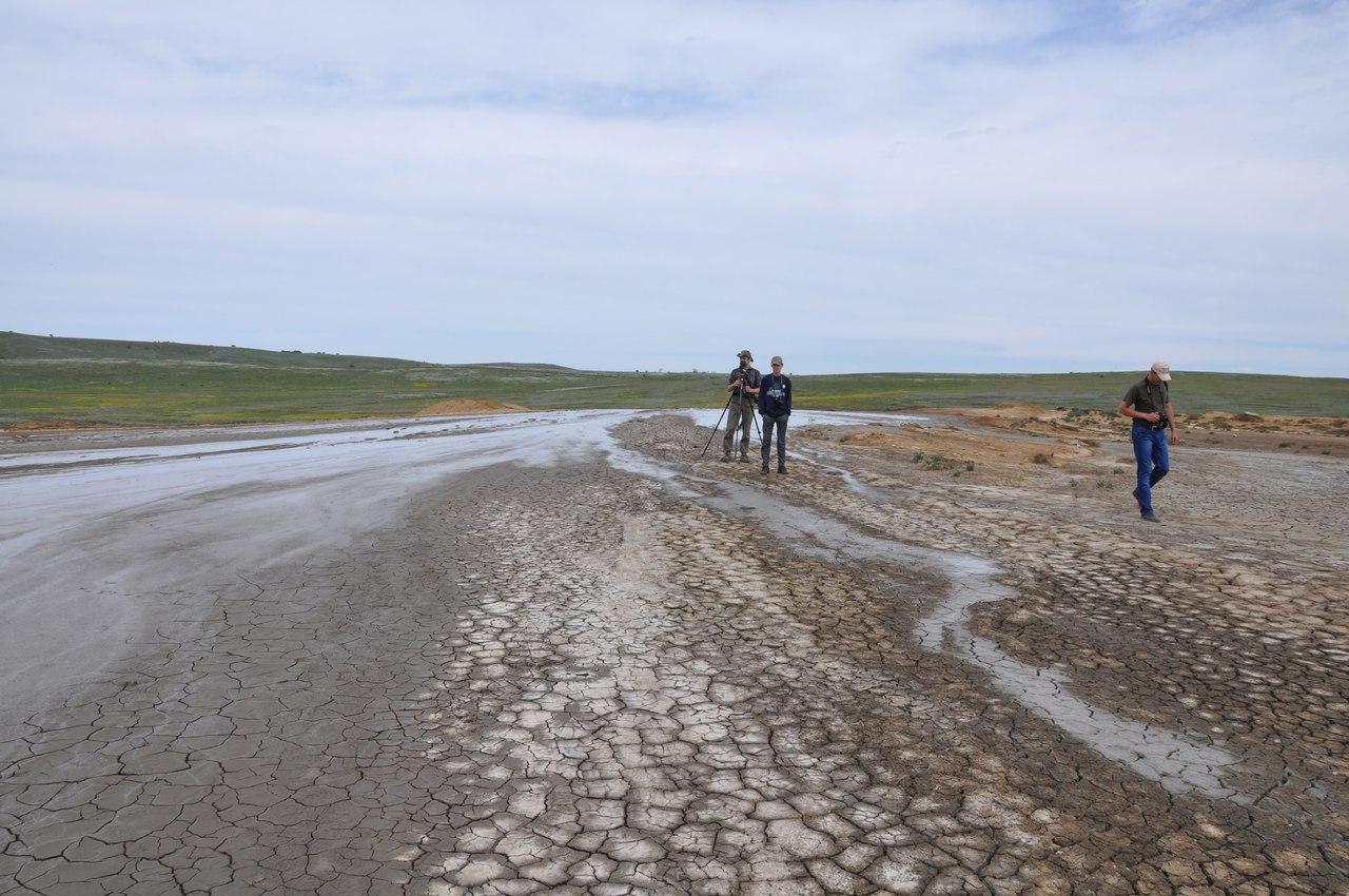 Последствия грязево-вулканической деятельности на Керченском полуострове