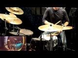 Король и Шут - Проклятый старый дом drum cover (Антон Чекмарев)