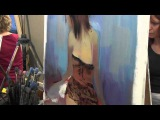 Научиться рисовать обнаженную девушку, Игорь Сахаров, живопись для начинающих, уроки рисования