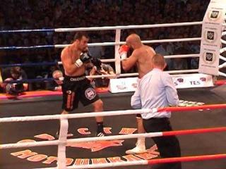 Зарисовка лучших моментов боксёрских поединков на Байк Шоу 2014