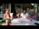 Могут ли дети быть сыроедами? Интервью с семьей Калмыковых. Самуи, март 2014.