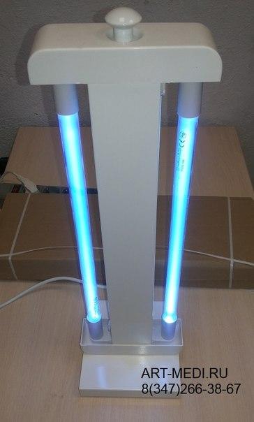 Лампа для кварцевания в домашних условиях