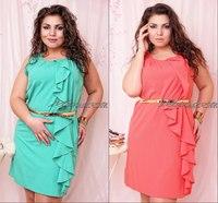 Купить платье молодежное большого размера