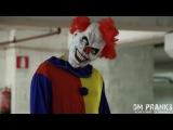 Клоун якобы убийца возвращается [  Смешной черный юмор  ]