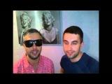 Artem Neba & Dustin 20.09 Z-BAR Birthday Party
