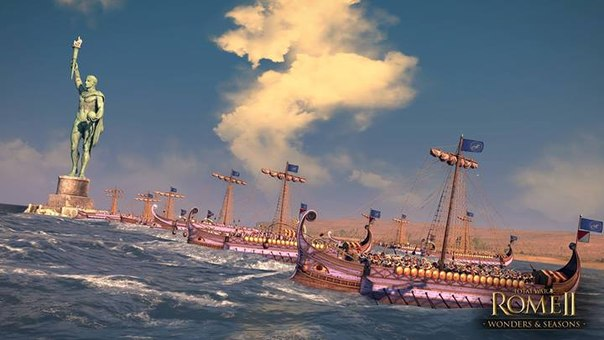 Подробности Total War: ROME 2 - Seasons and Wonders