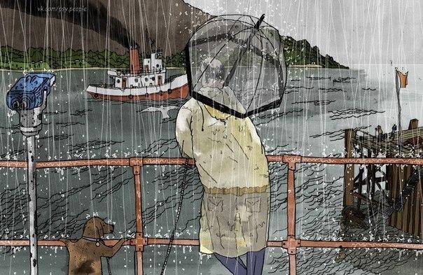 В спокойствии сила  — Харуки Мураками