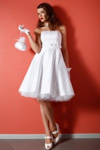Свадебное платье модель 136.
