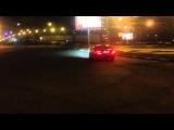 Моё первое вождение - Mercedes-Benz C180 (30.10.2014) - часть 4
