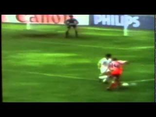 WM 1986 Vorrunde: Dänemark - Uruguay 6:1
